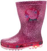 Peppa Pig Diantha Glitter Wellies UK Size 8