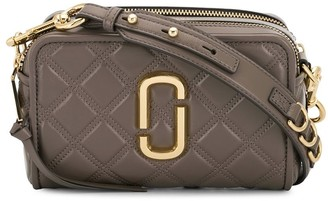 Marc Jacobs The Softshot 21 quilted crossbody bag
