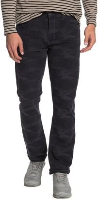 Paige Normandie Camo Print Pants