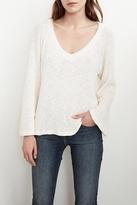Velvet Tresa V Neck Sweater