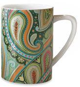 Bed Bath & Beyond Taj Porcelain 12-Ounce Mug