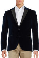HUGO Velvet Two-Button Jacket