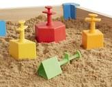 Melissa & Doug Toddler 'Sandblox' Sand Box Set
