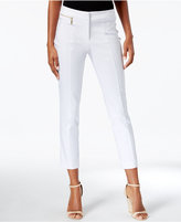 JM Collection Skinny Ankle Pants, Only at Macy's