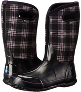 Bogs Classic Winter Plaid (Toddler/Little Kid/Big Kid)
