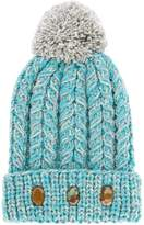 711 Sea Green beanie