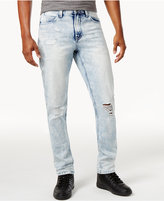 Sean John Men's Ripped Slim-Fit Jeans, Only at Macy's