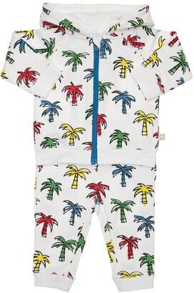 Stella McCartney Kids Organic Cotton Sweatshirt & Sweatpants