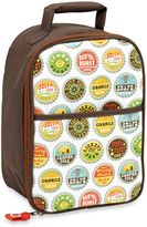SugarBooger by o.r.e Zippee Lunch Tote in Bottle Cap