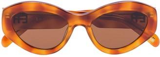 Chimi X Elsa Hosk just right sunglasses