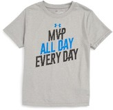 Under Armour Toddler Boy's Mvp All Day Graphic Heatgear T-Shirt