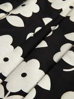 Orla Kiely Women's Floral Jacquard Pleat A Line Skirt