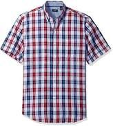 Arrow Men's Beach Texture Short Sleeve Shirts