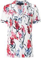 Thakoon floral print pyjama top - women - Silk/Polyester - 4