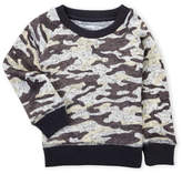Sovereign Code Infant Boys) Camo Sweater