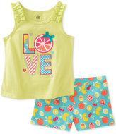 Kids Headquarters 2-Pc. Tank Top & Shorts Set, Toddler & Little Girls (2T-6X)
