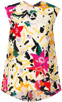 Aspesi printed sleeveless top
