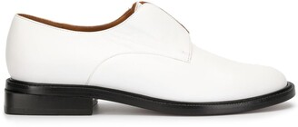 Clergerie Rayane laceless oxford shoes