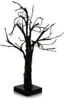 "18"" Spooky Tree with LED Lights - Orange"