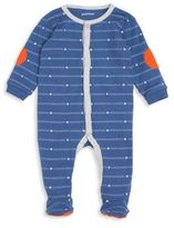 Petit Lem Baby's Star Footed Coverall
