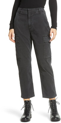 Citizens of Humanity Gaia Stretch Twill Crop Cargo Pants
