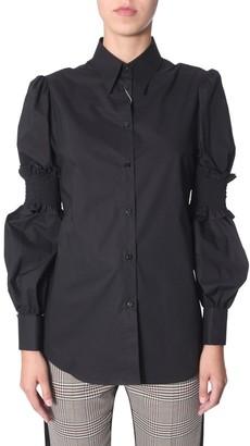 MM6 MAISON MARGIELA Ruffled Sleeve Shirt