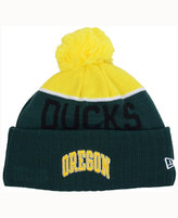 New Era Oregon Ducks Sport Knit Hat