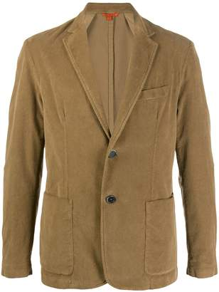 Barena single-breasted corduroy blazer