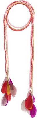 Isabel Marant Wraparound Beaded Necklace