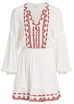 Parker Women's Arlington Embroidered Dress