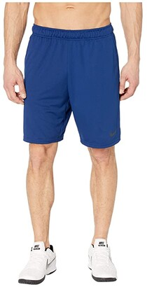 Nike Dry Shorts Epic 2.0 (Blue Void/Black) Men's Shorts