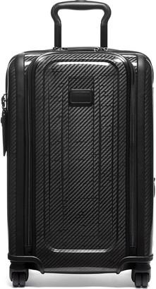 Tumi International Expandable 4 Wheel Carry-On Luggage