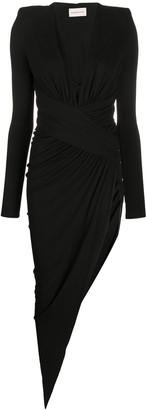 Alexandre Vauthier High Slit Dress