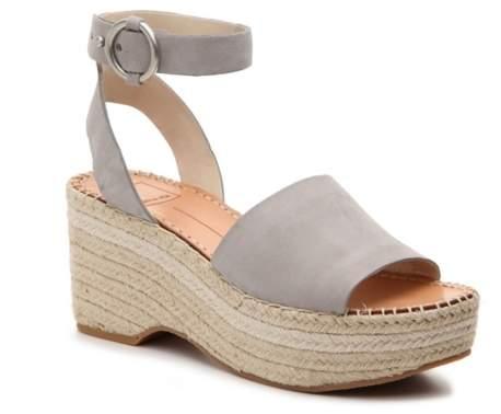 Dolce Vita Lesly Espadrille Wedge Sandal