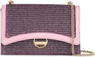 Emilio Pucci Tweed Cross-Body Bag