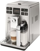 Saeco HD8856/47 Exprelia Automatic Espresso Machine - HD8857/47 - Silver
