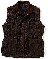 Daniel Cremieux Riley Quilted Wool Vest
