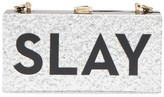 Milly Slay Box Clutch - Metallic