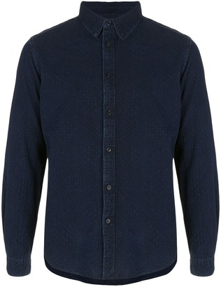Levi's Made & Crafted Denim Button-Down Shirt