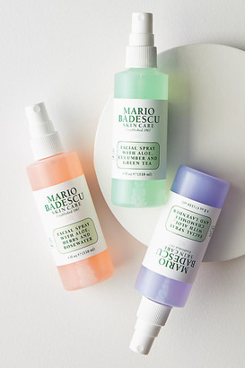 Mario Badescu Spritz. Mist. Glow. Facial Spray Set By in Assorted Size ALL