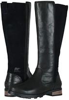Sorel Emelietm Tall (Black) Women's Boots