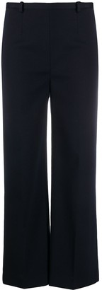 Loro Piana Mid-Rise Straight Leg Trousers