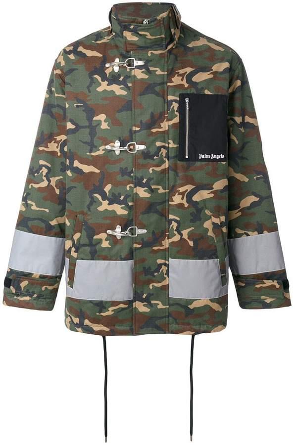 Palm Angels camo jacket