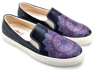 Goby Geo Printed Slip-On Sneaker