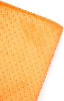 Mandarin Dot Minky Changing Pad Cover