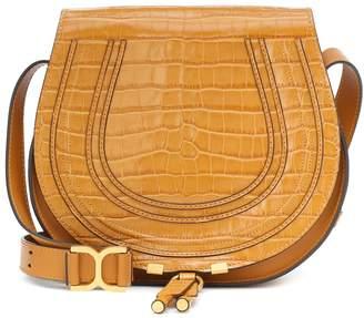Chloé Exclusive to Mytheresa Marcie Medium leather shoulder bag