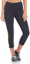 Nygard Collection Nygard Slims Performance Trimmed Capri Pants