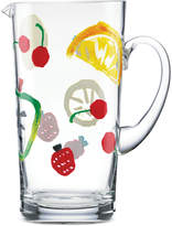 Kate Spade all in good taste Glass Pitcher