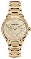 Burberry BU10006 Classic Goldtone Stainless Steel Bracelet Watch