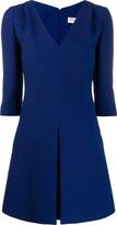 Emilio Pucci inverted pleat dress